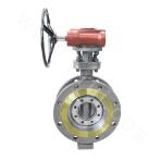 BLZF 300LB Three-eccentric Center Butterfly Valve