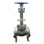 600LB Cast Low Temperature Stop Valve