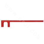 Explosion-proof square head F wrench (Be-Cu)