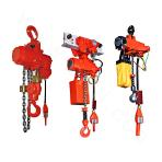 0.1Ton-10Ton High Quality Pneumatic Chain Hoist with Trolley