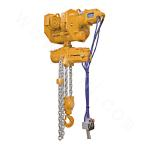 Pneumatic Air Chain Hoist, 12.5T to 50T CAPACITY High Tension Lifting Tool