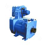 MLJ Series Induction Motor with Variable Frequency Speed Regulation