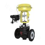 Pneumatic Top Guide Single-Seat Control Valve