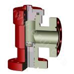 JLG103 fixed throttle valve