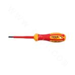 High-class insulating special pozi screwdriver