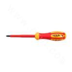 High-class insulating pozi screwdriver