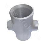 National Standard Stainless Steel II Series Seamless Reducing Cross