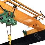 LD-A Type Electric Single-Beam Bridge Crane 1