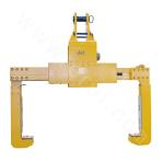 10t Electric Rotary Coiling Machine Clamp (gear-rack drive)
