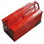 """17"""" Tipping-bucket portable toolbox"""