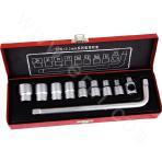 10 12.5mm Series metric socket sets