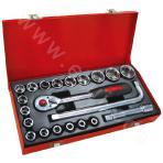 21 12.5mm Series metric socket sets b