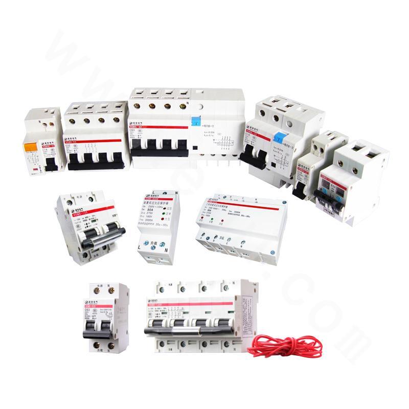 HSM8-100F Plastic Housing Circuit Breaker