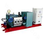 Rated Discharge Pressure 60Mpa 3DY4B Electric Pressure Testing Pump