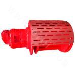 DPW3 hydraulic winch