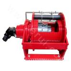 DPW4 hydraulic winch