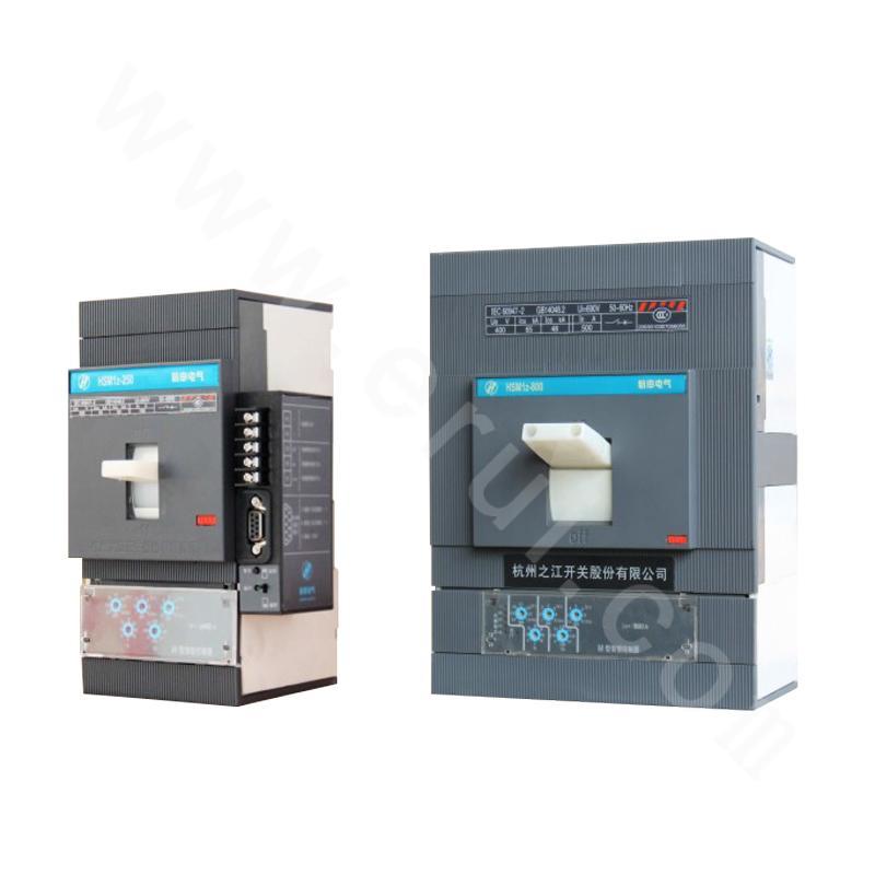 HSM1Z-250 M Intelligent Plastic Housing Circuit Breaker