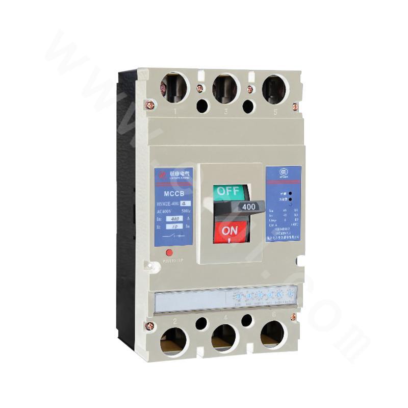 HSM2E-100 Electronic Plastic Housing Circuit Breaker