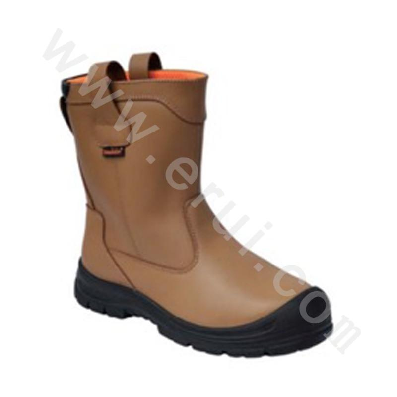 Injection safety shoes