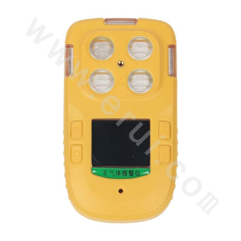 Portable multi-gas detector
