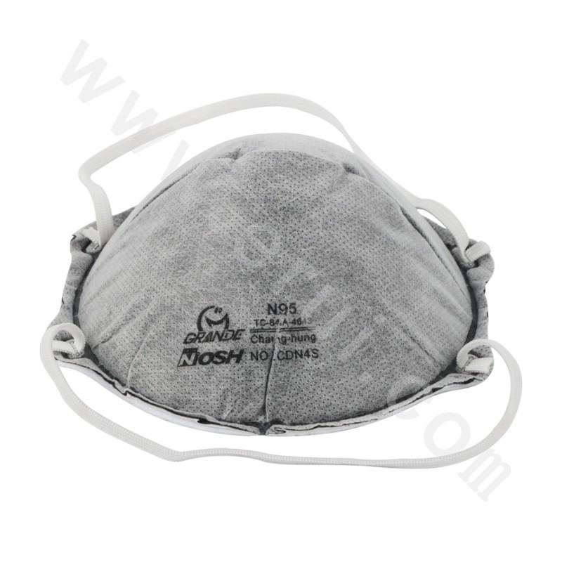 Bowl shape respirator