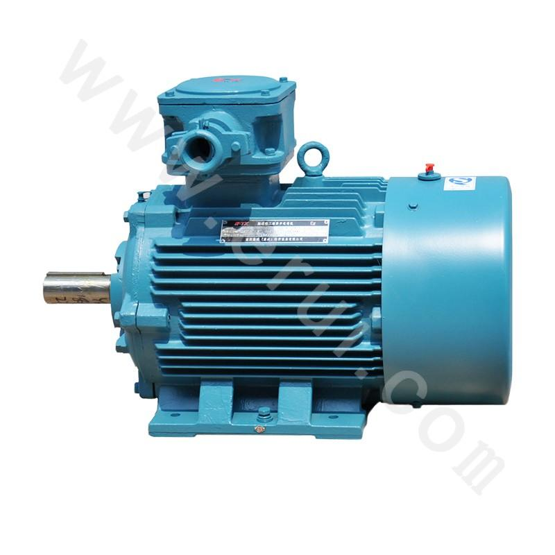 YB3 Series Low-voltage Flameproof Three-phase Asynchronous Motor