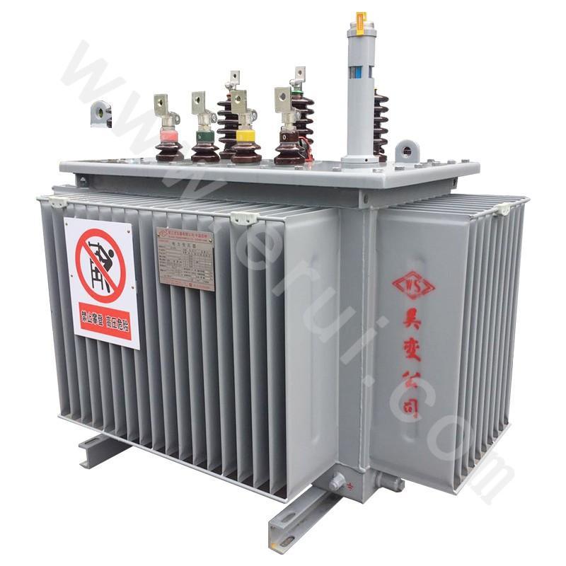 Oil Immersed Transformer - Buy WS Oil Immersed Transformer