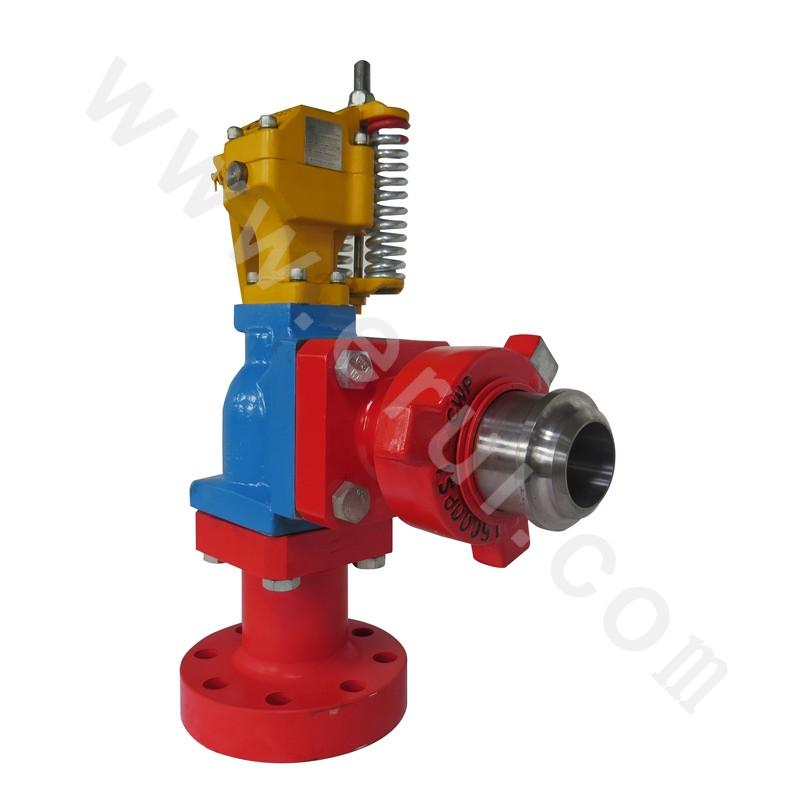 Reset Relief Valve for pump