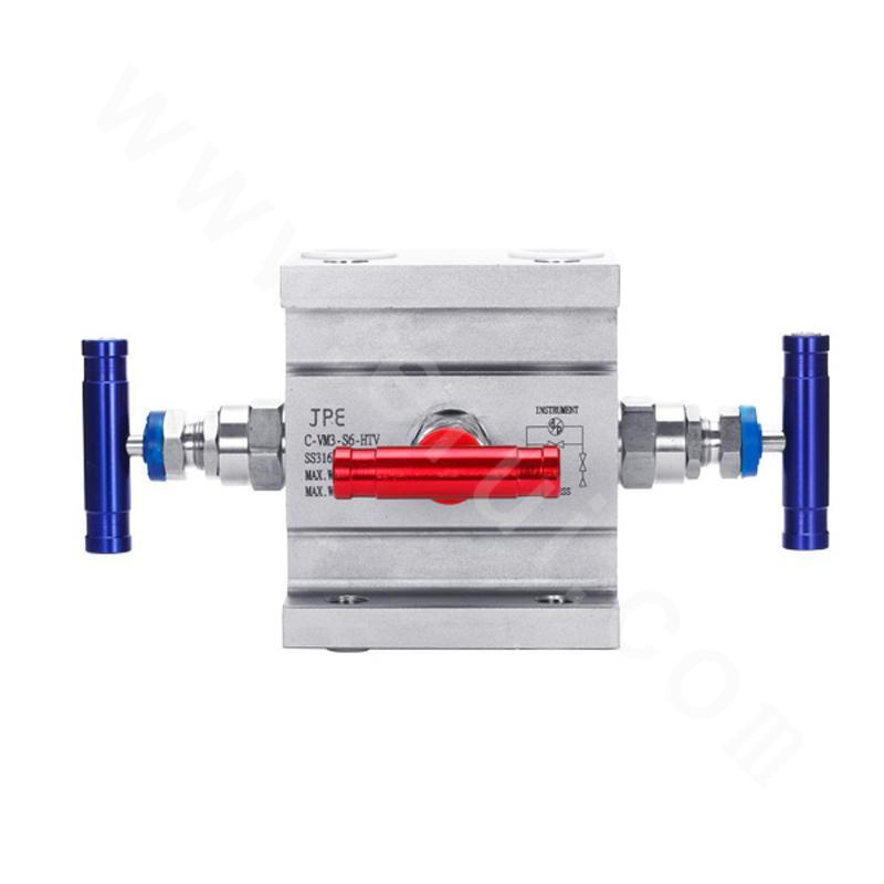 3-valve Group S6-HTV