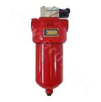Flip-over Tubular Type QU-H Series Pressure Pipeline Filter