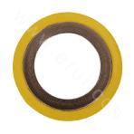 """C Type 1/4"""" Spiral Wound Gasket 304/FG"""