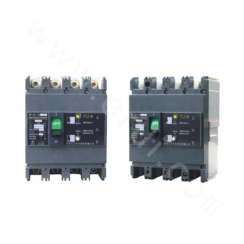 HSL1-100 H Residual Current Operated Circuit Breaker