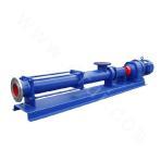 HG105  Series Single-screw Pump