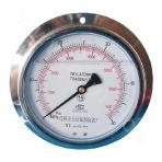 (Gas) Seismic Pressure Display