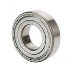 Deep Groove Ball Bearing with Dust Covers on Both Sides