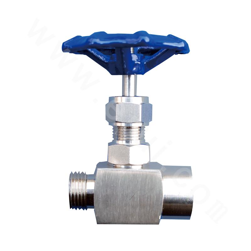 CZY12-2-J12W female and male stop valve