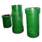 3NB1300C/1600 Metric Pump Bi-metal Liner