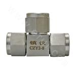CZY2-8 Double-Ferrule Type Tee Pipe Coupling