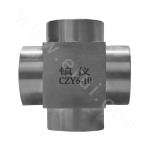 CZY6-10 Female Thread Four-way Connection