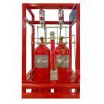 High pressure carbon dioxide extinguishing system