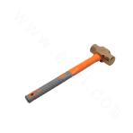Explosion-proof Blacksmith's Hammer with Handle (Be-Cu)