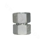 3C Light Internal Thread Straight Joint