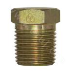 4N  American cone tube external thread plug