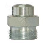 1EW  external thread O-ring plane sealing joint