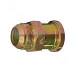 1JFS  American JIC External Thread 74° Outer Cone/Heavy Series Flange ISO 6162-2
