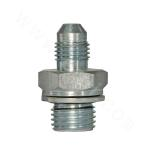 1JH  JIC external thread 74° external cone/metric external thread light series ISO 6149-3