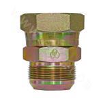 2J  American standard JIC external thread 74° external cone/JIC internal thread 74° internal cone