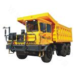 Wide Body Dump Truck