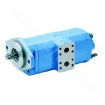 124 Series High Pressure Small Displacement Sliding Bearing Gear Pump