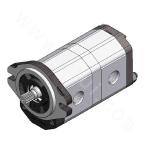 097 Series High Pressure Small Displacement Heavy Duty Aluminum Gear Pump
